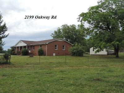 Westminster Single Family Home For Sale: 2199 Oakway Road