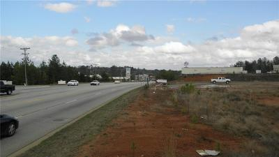Anderson Commercial For Sale: 3.55+/-ac Hwy 28 Highway