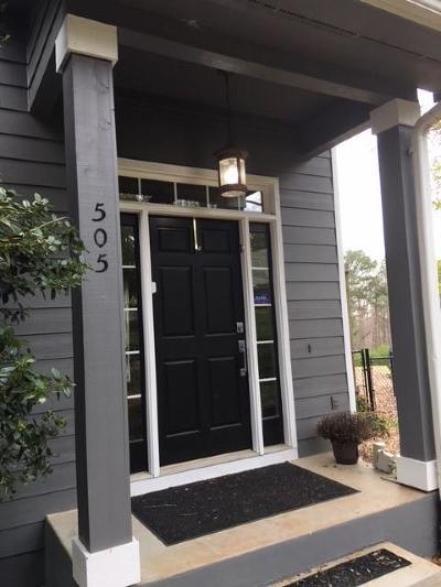 Seneca, Seneca/west Union Rental For Rent: 505 Tiger Terrace Drive