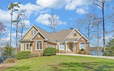 Single Family Home For Sale: 141 Deans Pointe