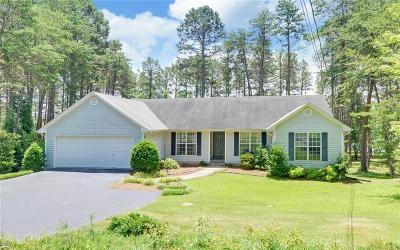 Toccoa Single Family Home For Sale: 573 Currahee Pointe