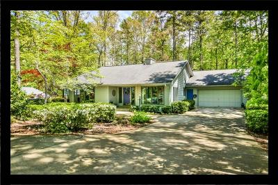 Keowee Key Single Family Home For Sale: 504 Long Reach Drive