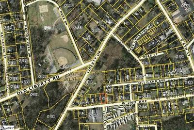 Easley Residential Lots & Land For Sale: 520 W 2nd Avenue