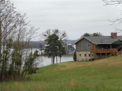 Townville Single Family Home For Sale: 104 Keowee Club Road