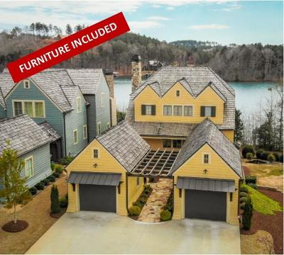 The Reserve At Lake Keowee, Cliffs At Keowee, Cliffs At Keowee Falls North, Cliffs At Keowee Falls South, Cliffs At Keowee Springs, Cliffs At Keowee Vineyards Single Family Home For Sale: 121 Village Point Drive