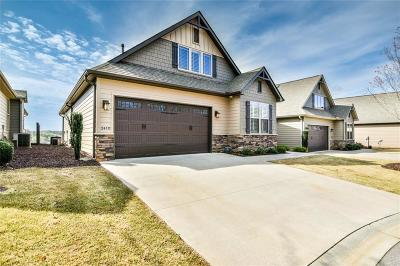 Cross Creek Plan Single Family Home For Sale: 3410 Driver Court
