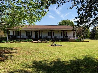 Single Family Home For Sale: 2508 Refuge Road