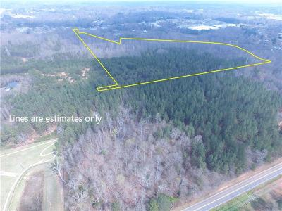 Easley Residential Lots & Land For Sale: 00 Walnut Hill Drive