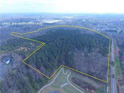 Easley Residential Lots & Land For Sale: 00 Pearson Road
