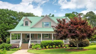 Single Family Home For Sale: 1568 Lakeview Road