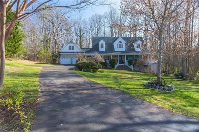 Pickens County Single Family Home For Sale: 207 Oak Knoll Drive