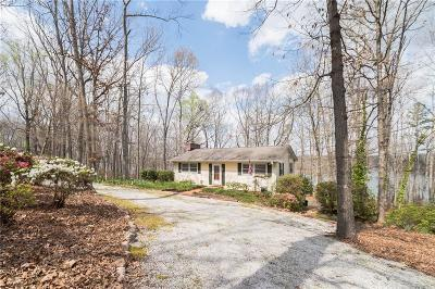 Anderson Single Family Home For Sale: 337 Forest Cove Road