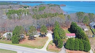 Hart County, Franklin County, Stephens County Single Family Home For Sale: 4495 Anderson Highway