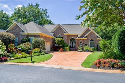 Simpsonville Single Family Home For Sale: 4 Kings Reserve Circle