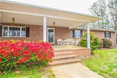 Oconee County Single Family Home For Sale: 105 Hazelwood Way
