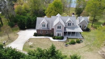 Townville Single Family Home For Sale: 1504 Double Springs Road