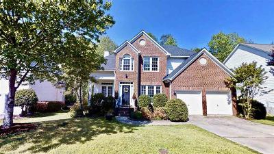 Greer Single Family Home Contract-Right of Refusal: 6 S Cedarbluff Court