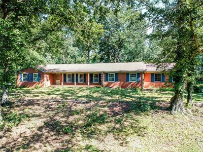 Pickens County Single Family Home For Sale: 156 Stewart Gin Road