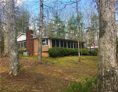 Single Family Home For Sale: 693 W Cove Drive