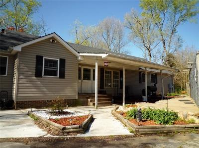 Anderson County Single Family Home For Sale: 3011 Hwy 187 Highway
