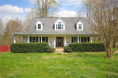 Easley Single Family Home For Sale: 118 Justin Court