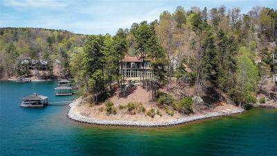 The Reserve At Lake Keowee Single Family Home For Sale: 136 South Falls Road