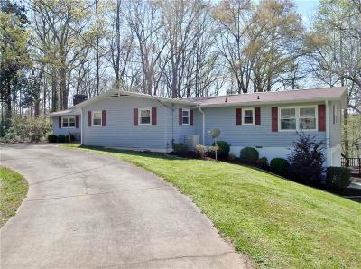 Fair Play Single Family Home For Sale: 110 Dogwood Lane
