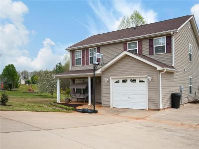Taylors Single Family Home For Sale: 4 Red Mile Way Way