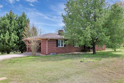 Anderson Single Family Home For Sale: 4507 S Main Street