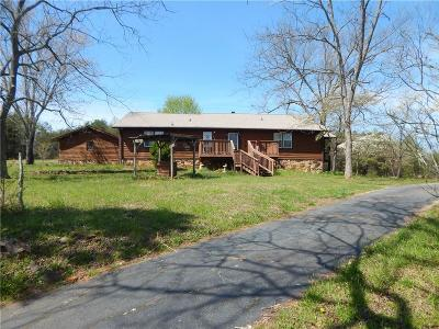 Pickens Single Family Home For Sale: 2645 Pumpkintown Highway