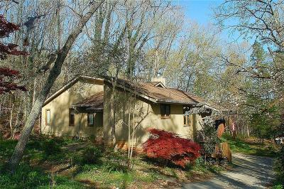 Senca, Sencea, Sene, Seneca, Seneca (west Union), Seneca/west Union Single Family Home For Sale: 510 Rainbow Road