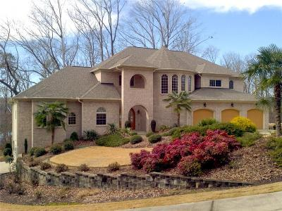 Single Family Home For Sale: 441 Cleveland Ferry Road