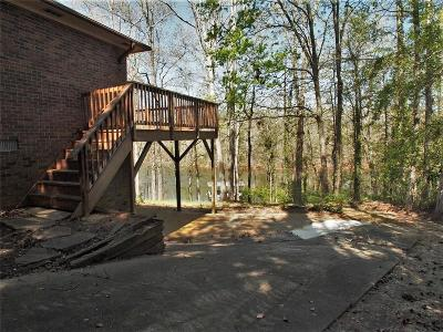 Anderson Single Family Home For Sale: 1021 Arrowhead Point