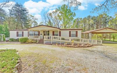 Hartwell GA Single Family Home For Sale: $129,900