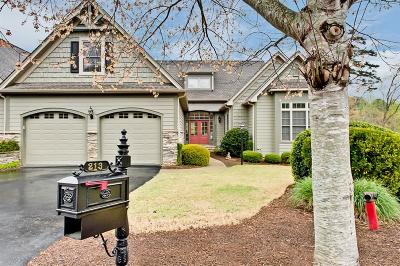 Keowee Key Townhouse For Sale: 213 Night Cap Lane