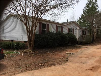 Taylors Mobile Home For Sale: 141 Homes Pond Lane