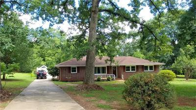 Nevitt Forest S Single Family Home Contract-Take Back-Ups: 205 Brook Forest Drive