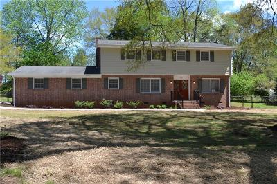 Clemson Single Family Home For Sale: 101 Rippleview Drive