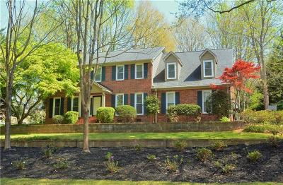 Easley Single Family Home For Sale: 112 Arcadian Lane