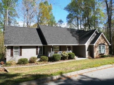 Seneca Single Family Home For Sale: 15023 Beacon Ridge Drive
