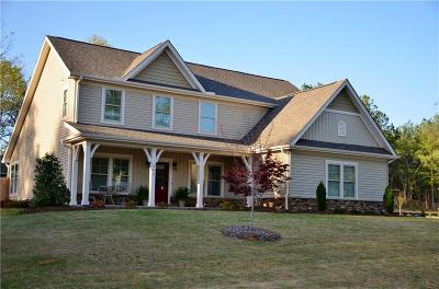 Clemson Single Family Home For Sale: 303 Azalea Drive