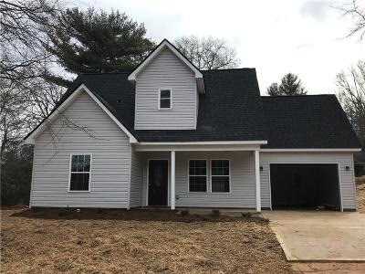 Pickens Single Family Home For Sale: 107 Labor Street