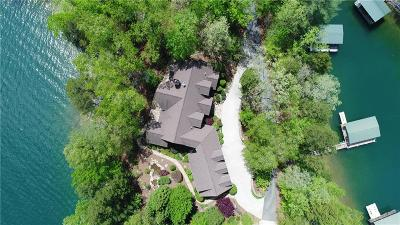 The Reserve At Lake Keowee, Cliffs At Keowee, Cliffs At Keowee Falls North, Cliffs At Keowee Falls South, Cliffs At Keowee Springs, Cliffs At Keowee Vineyards Single Family Home For Sale: 412 Ivorybill Way
