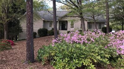 Anderson Single Family Home For Sale: 1007 Harpers Way