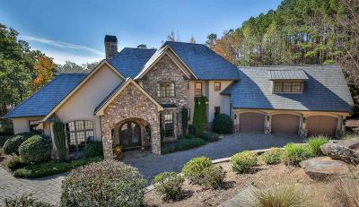 The Reserve At Lake Keowee Single Family Home For Sale: B7 South Cove