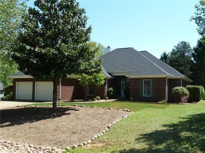 Clemson Single Family Home For Sale: 204 Sedgefield Drive