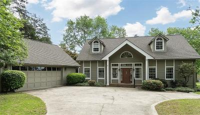 Keowee Key Single Family Home For Sale: 3 Safe Haven Court