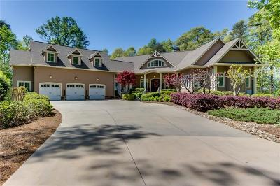 Lavonia, Martin, Toccoa, Hartwell, Lake Hartwell, Westminster, Anderson, Fair Play, Starr, Townville, Senca, Senea, Seneca, Seneca (west Union), Seneca/west Union, Ssneca, Westmister, Wetminster Single Family Home For Sale: 111 Chapelwood Drive