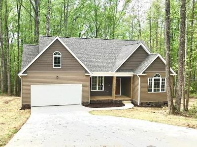 Liberty SC Single Family Home For Sale: $235,000