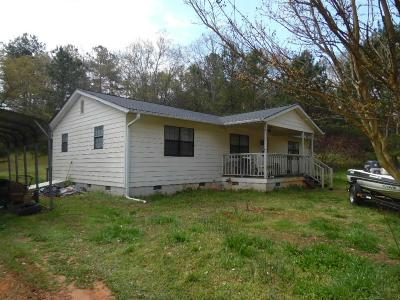 Anderson SC Single Family Home For Sale: $84,320